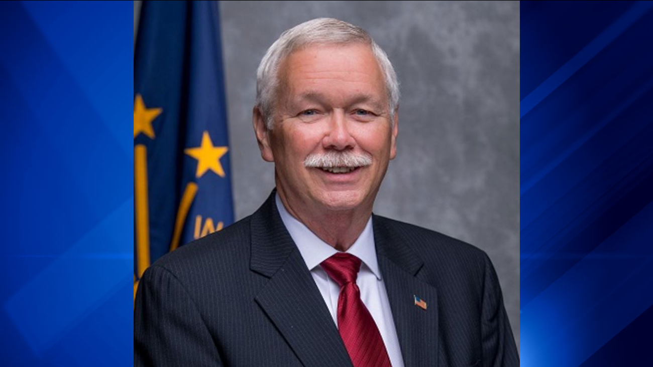 Republican state Sen. Jack Sandlin of Indianapolis