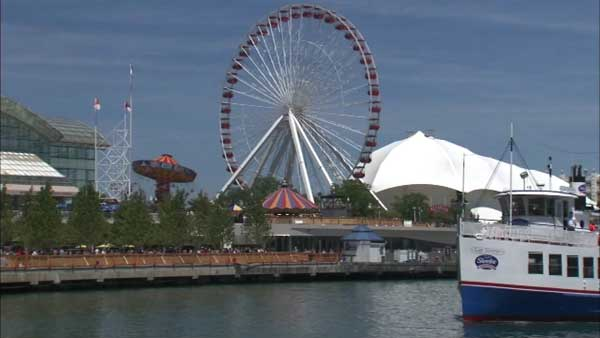 20m Navy Pier Donation To Be Announced Thursday Abc7 Chicago