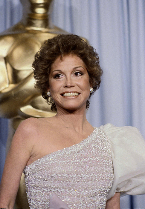 <div class='meta'><div class='origin-logo' data-origin='AP'></div><span class='caption-text' data-credit='AP Photo/Randy Rasmussen'>Mary Tyler Moore poses at the 53rd Academy Awards in Los Angeles, Calif., March 31, 1981.</span></div>