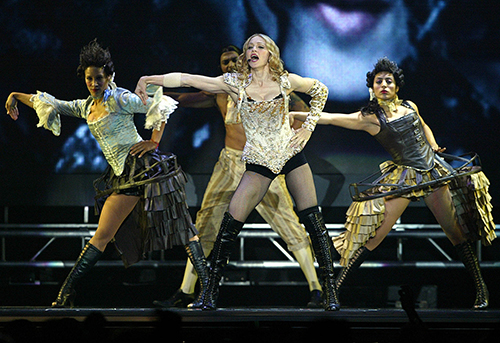 "<div class=""meta image-caption""><div class=""origin-logo origin-image ap""><span>AP</span></div><span class=""caption-text"">It's the collaboration we've all been waiting for: Lady Gaga and Madge. With Madonna's influence apparent in Gaga's work -- think 'Born This Way' -- it's only a matter of time. (AP Photo/Nam Y. Huh, File)</span></div>"