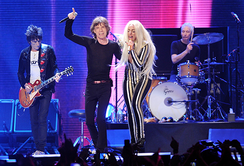 "<div class=""meta image-caption""><div class=""origin-logo origin-image ap""><span>AP</span></div><span class=""caption-text"">Call it a genre collision of epic proportions. A Gaga-Rolling Stones collaboration would have something for everybody. (Evan Agostini/Invision/AP)</span></div>"