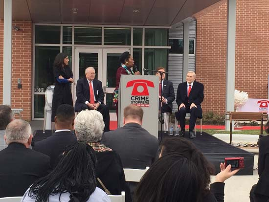 <div class='meta'><div class='origin-logo' data-origin='KTRK'></div><span class='caption-text' data-credit=''>Crime Stoppers of Houston has officially opened the doors to its new Dave Ward Building.</span></div>