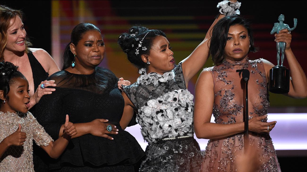 Screen Actors Guild wins highlight Denzel Washington ... |Motion Actors Guild