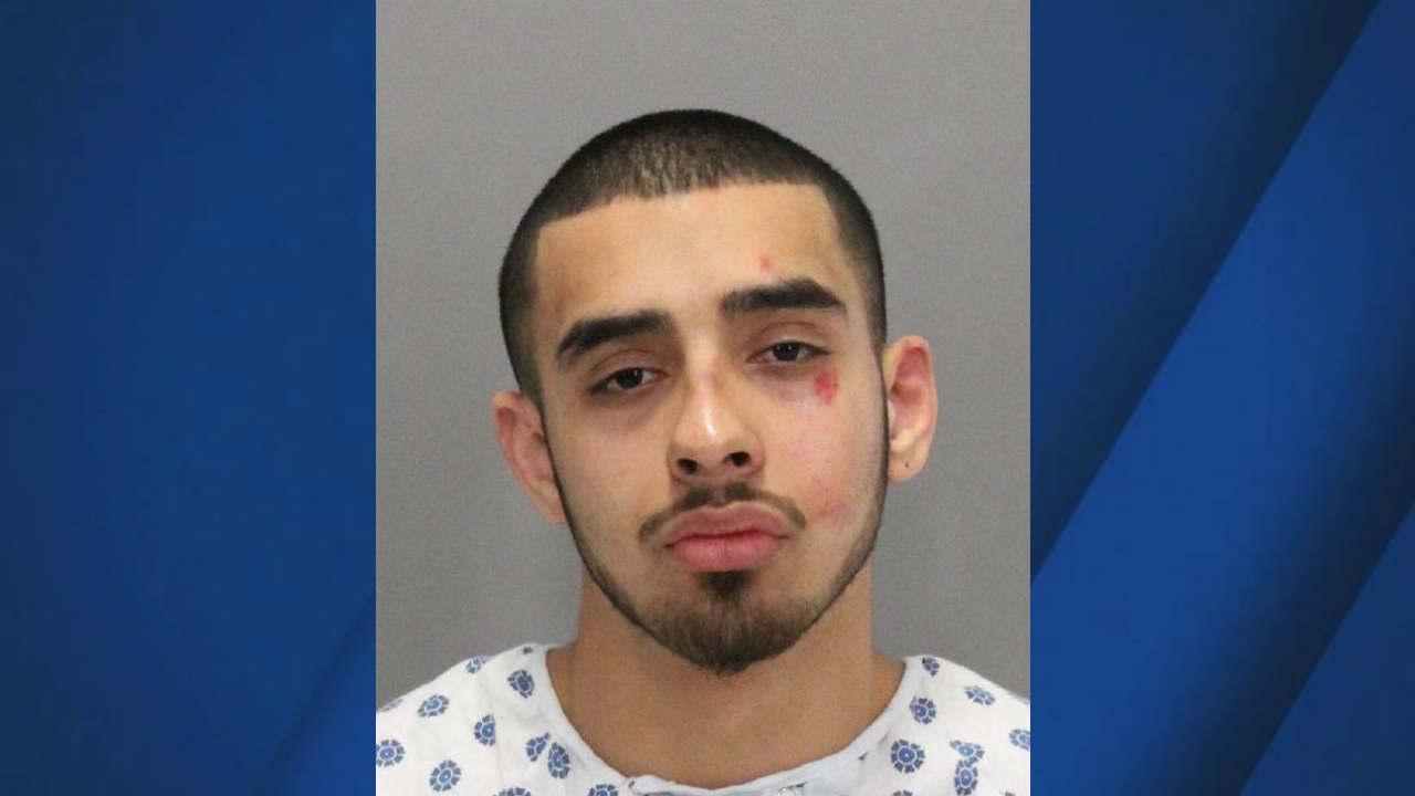 Cruz Vargas is seen in this undated mugshot.