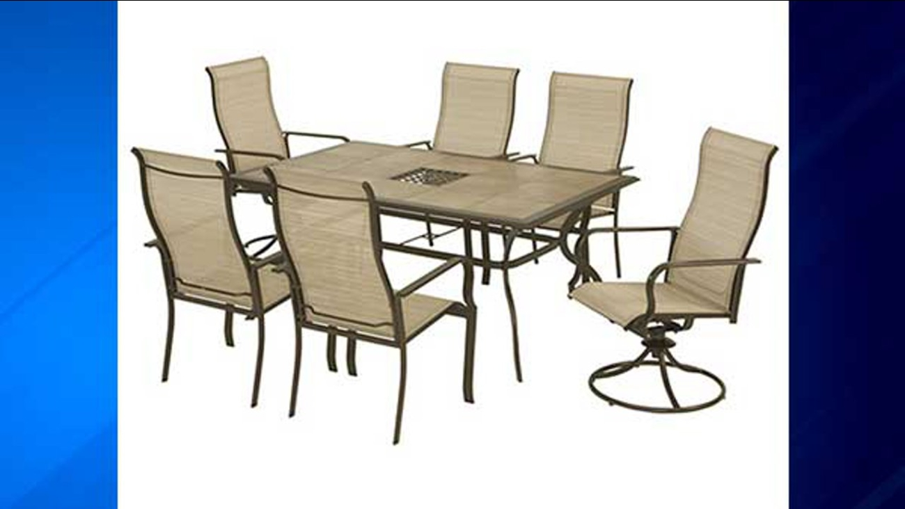 Amazing 2 Million Patio Chairs Sold At Home Depot Recalled Due To Uwap Interior Chair Design Uwaporg