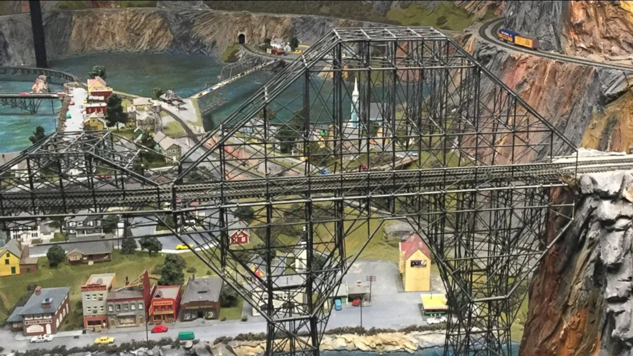 model train flemington new jersey