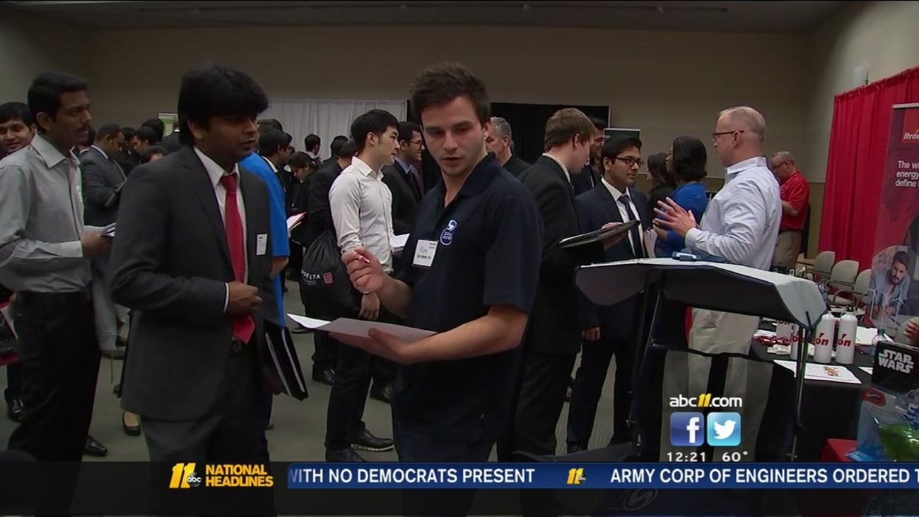 NC State offering job fair for engineers