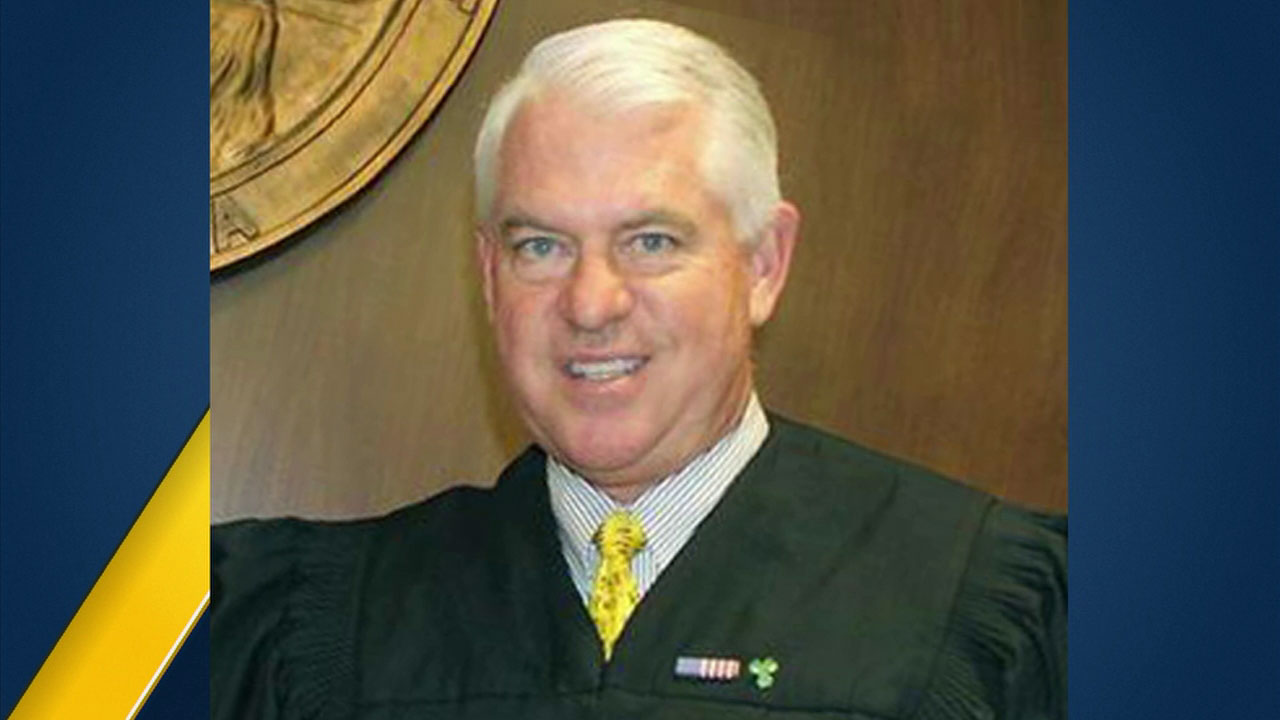 Judge Michael Marc Kelly in an undated file photo.