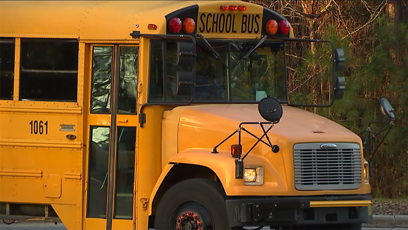 About a third of Wake County school bus drivers have criminal records.