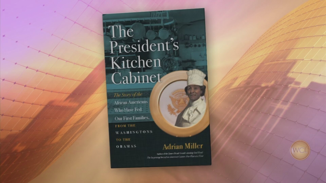The President S Kitchen Cabinet Author Stops By To Talk New Book