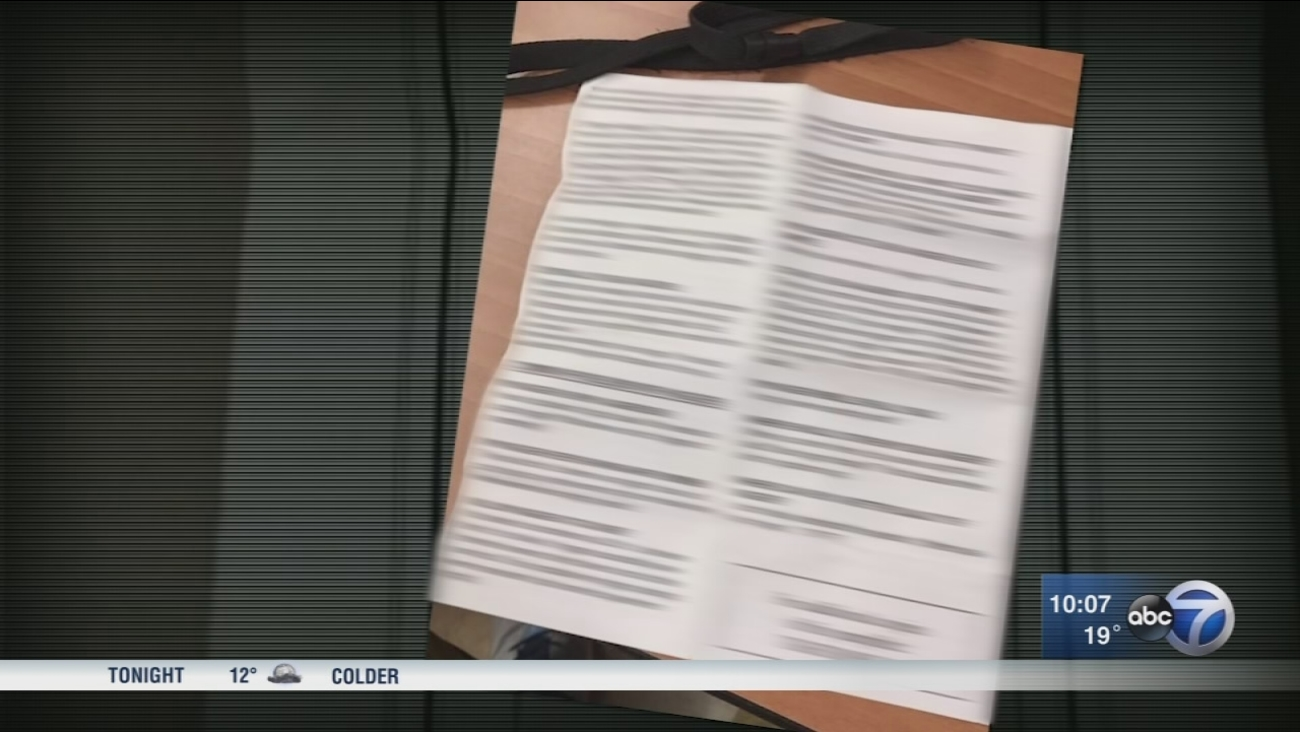 Huntley HS students faces discipline after bring racist pamphlets to school