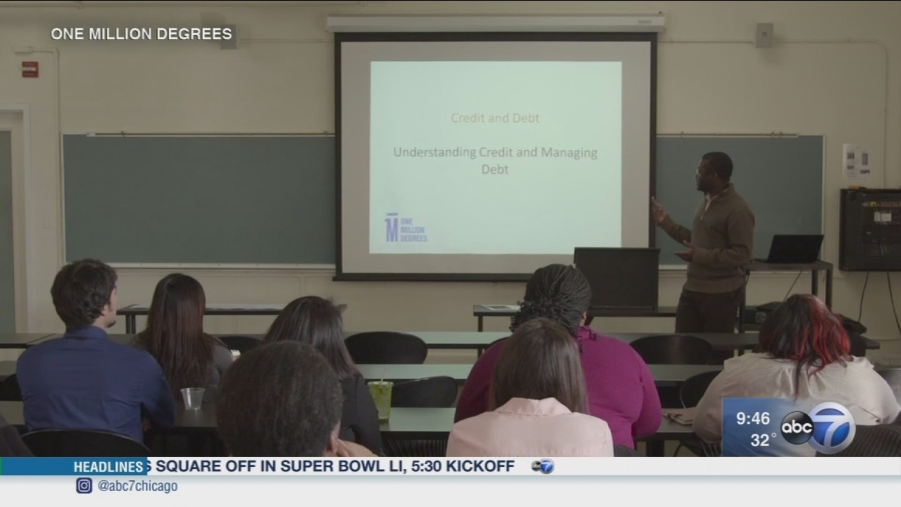 Newsviews Part 1: Non-profit helping community college
