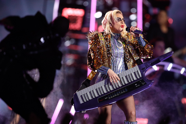"<div class=""meta image-caption""><div class=""origin-logo origin-image none""><span>none</span></div><span class=""caption-text"">Lady Gaga performs during the halftime show of the NFL Super Bowl 51 football game between the New England Patriots and the Atlanta Falcons Sunday, Feb. 5, 2017, in Houston. (Darron Cummings/AP Photo)</span></div>"