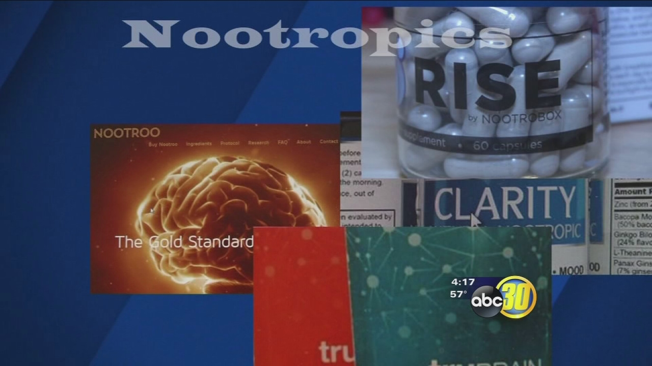 Doctors Sound Off On Rise Of Nootropic Supplements Abc30 Com