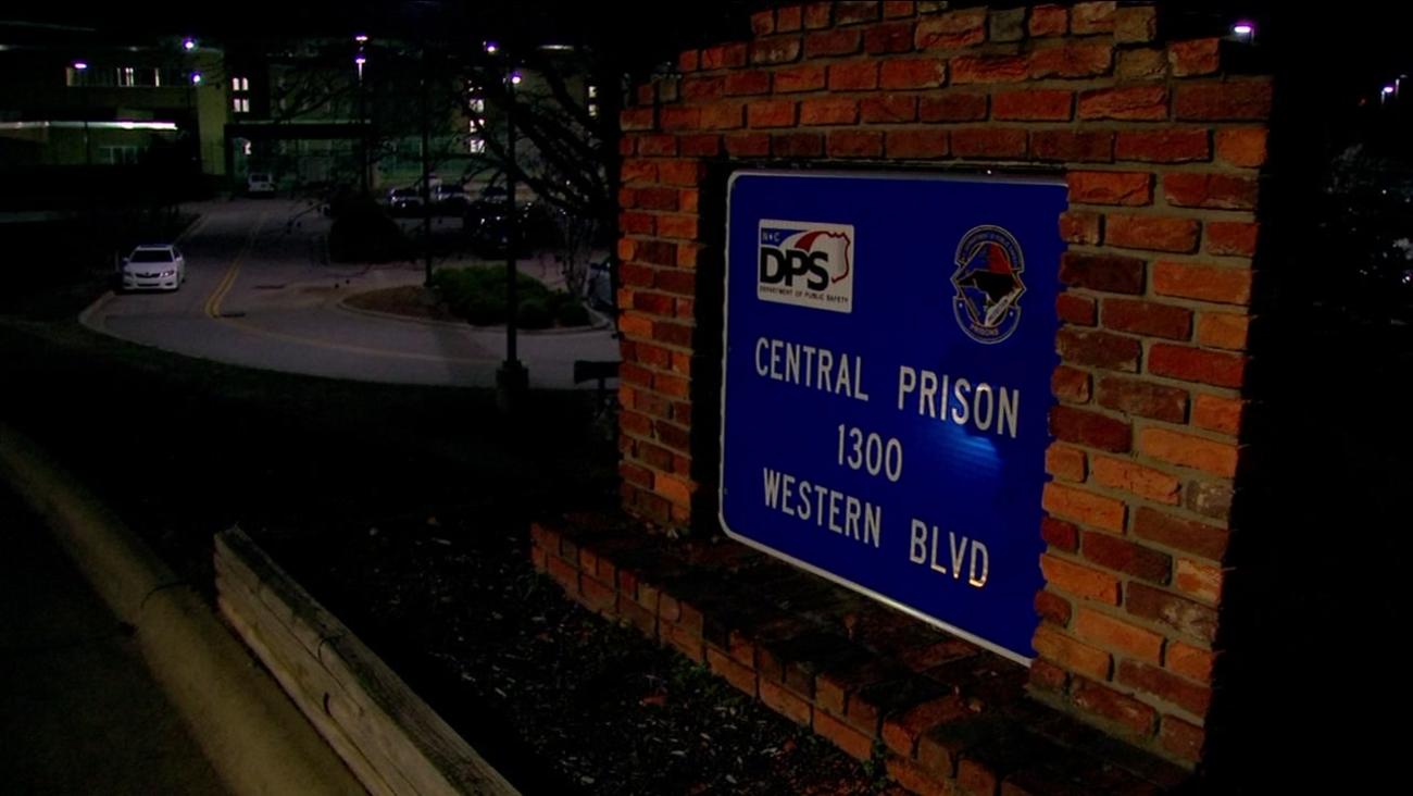 Central Prison in Raleigh, North Carolina