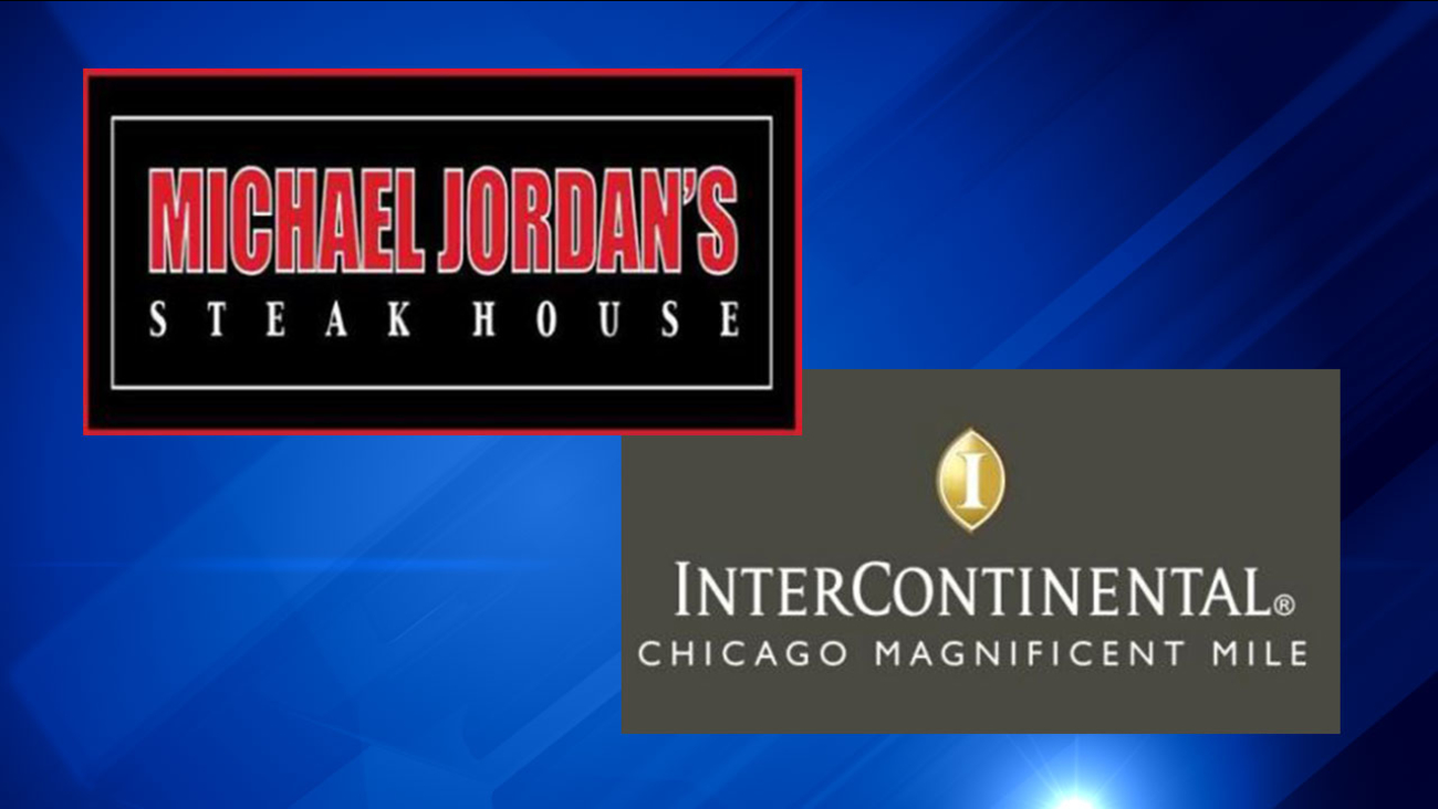 Michael Jordan's Steak House, InterContinental bar report data breach