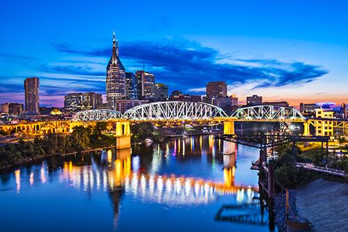 "<div class=""meta image-caption""><div class=""origin-logo origin-image ktrk""><span>KTRK</span></div><span class=""caption-text"">13. Nashville, Tennessee (Shutterstock)</span></div>"