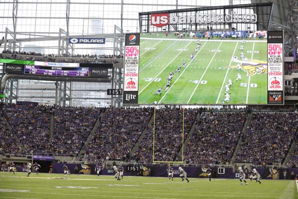 "<div class=""meta image-caption""><div class=""origin-logo origin-image ap""><span>AP</span></div><span class=""caption-text"">U.S. Bank Stadium (AP Photo/Charlie Neibergall) (AP)</span></div>"