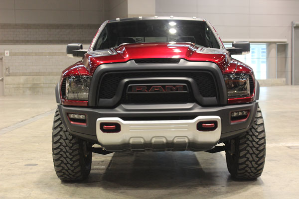 <div class='meta'><div class='origin-logo' data-origin='WLS'></div><span class='caption-text' data-credit=''>The 2017 Dodge Ram Rebel TRX concept on display at the Concept and Technology Garage event at the 2017 Chicago Auto Show on Feb. 8, 2017.</span></div>