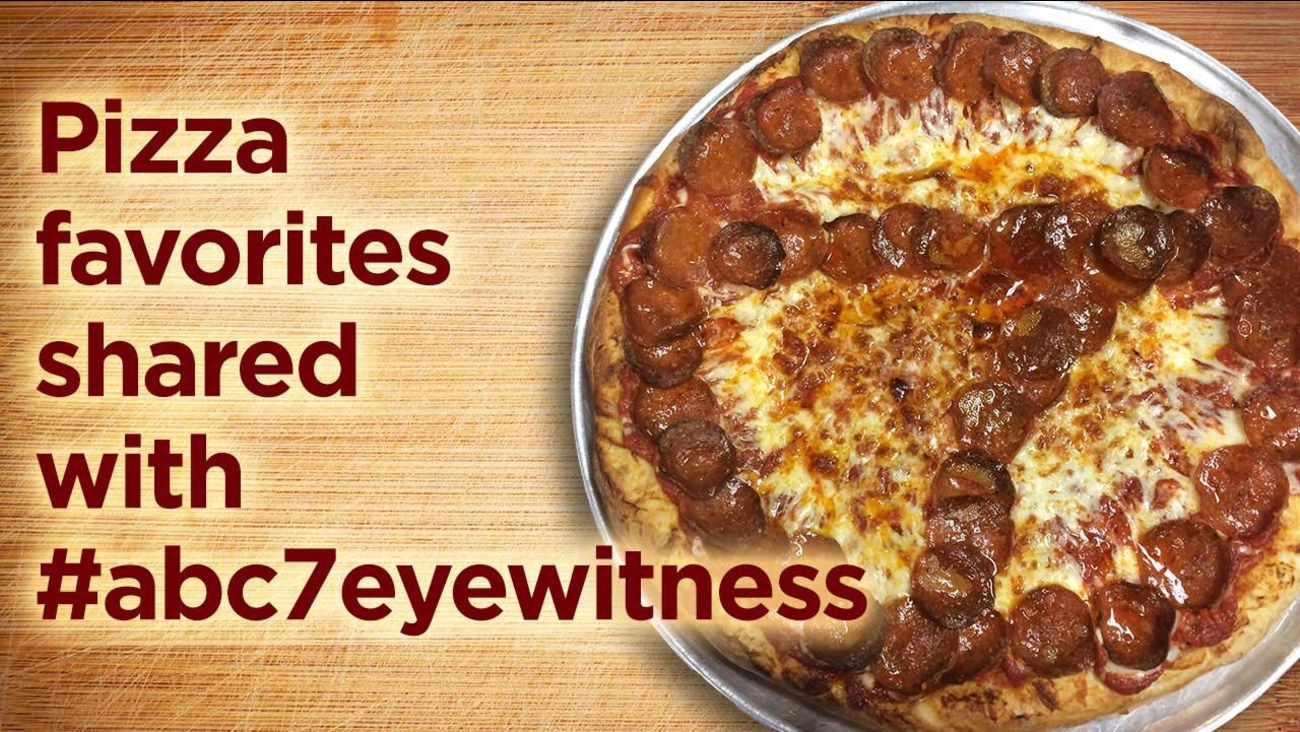 Top 7 pizza shops in SoCal, submitted by ABC7 viewers | abc7 com
