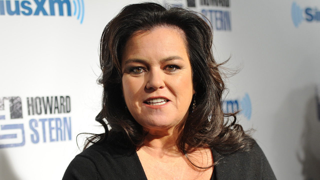 This Jan. 31, 2014 file photo shows television personality Rosie O'Donnell at 'Howard Stern's Birthday Bash,' presented by SiriusXM, at the Hammerstein Ballroom in New York.