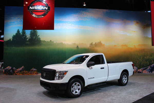 "<div class=""meta image-caption""><div class=""origin-logo origin-image wls""><span>WLS</span></div><span class=""caption-text"">The 2017 Nissan Titan on display at the 2017 Chicago Auto Show on Feb. 9, 2017.</span></div>"