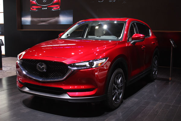 <div class='meta'><div class='origin-logo' data-origin='WLS'></div><span class='caption-text' data-credit=''>The 2017 Mazda CX-5 on display at the 2017 Chicago Auto Show on Feb. 9, 2017.</span></div>