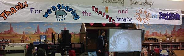 <div class='meta'><div class='origin-logo' data-origin='none'></div><span class='caption-text' data-credit=''>Travis Herzog visits Pattison Elementary School in Katy ISD</span></div>