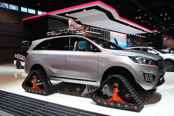 "<div class=""meta image-caption""><div class=""origin-logo origin-image wls""><span>WLS</span></div><span class=""caption-text"">The 2017 Kia Sorento Ski Gondola on display at the 2017 Chicago Auto Show on Feb. 9, 2017.</span></div>"