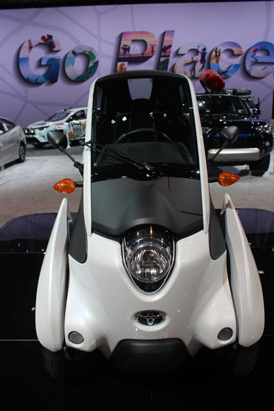 "<div class=""meta image-caption""><div class=""origin-logo origin-image wls""><span>WLS</span></div><span class=""caption-text"">The Toyota i-Road concept - a three-wheeled, one-seat electric vehicle - on display at the 2017 Chicago Auto Show on Feb. 10, 2017.</span></div>"