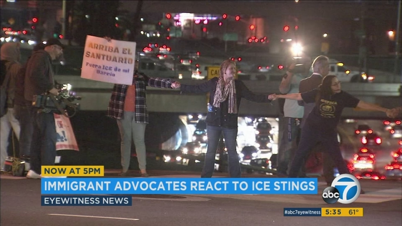 Immigration raids net 160 arrests throughout SoCal, ICE says