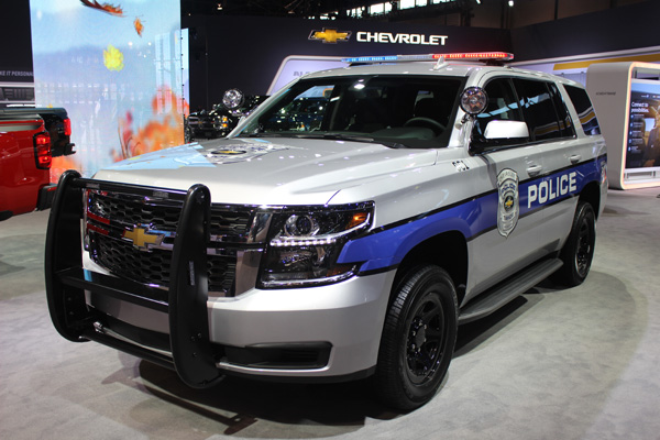 "<div class=""meta image-caption""><div class=""origin-logo origin-image wls""><span>WLS</span></div><span class=""caption-text"">The 2017 Chevrolet Tahoe Police Pursuit Vehicle at the 2017 Chicago Auto Show on Feb. 9, 2017.</span></div>"