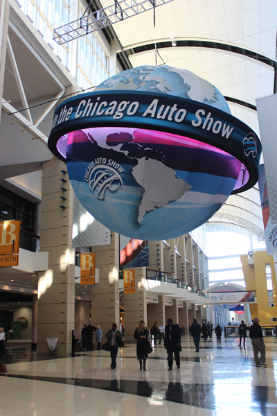 <div class='meta'><div class='origin-logo' data-origin='WLS'></div><span class='caption-text' data-credit=''>The entrance to the 2017 Chicago Auto Show at McCormick Place on Feb. 9, 2017.</span></div>