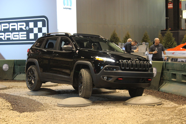 "<div class=""meta image-caption""><div class=""origin-logo origin-image wls""><span>WLS</span></div><span class=""caption-text"">A 2017 Jeep Grand Cherokee on the Camp Jeep test track at the 2017 Chicago Auto Show on Feb. 9, 2017.</span></div>"