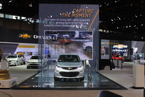 <div class='meta'><div class='origin-logo' data-origin='WLS'></div><span class='caption-text' data-credit=''>The 2017 Chevy Bolt  EV on display at the 2017 Chicago Auto Show on Feb. 10, 2017.</span></div>