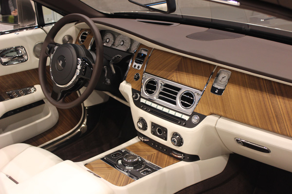 "<div class=""meta image-caption""><div class=""origin-logo origin-image wls""><span>WLS</span></div><span class=""caption-text"">Interior view of the Rolls-Royce Dawn on display at the 2017 Chicago Auto Show on Feb. 10, 2017.</span></div>"