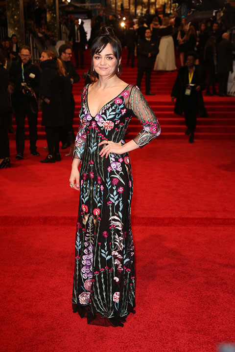 "<div class=""meta image-caption""><div class=""origin-logo origin-image none""><span>none</span></div><span class=""caption-text"">Hayley Squires arrives at the British Academy Film Awards in London, Sunday, Feb. 12, 2017. (Joel Ryan/Invision/AP)</span></div>"