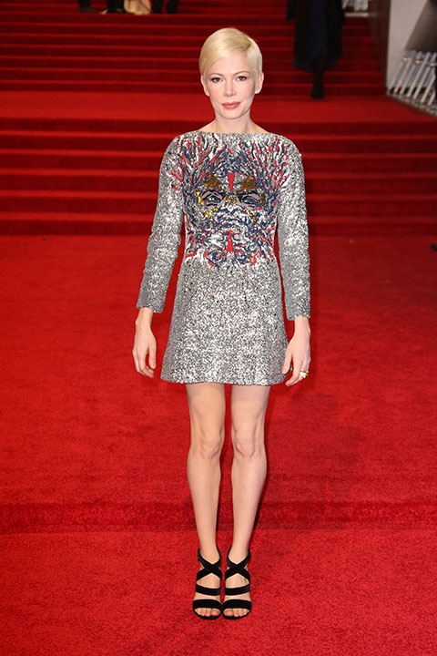 "<div class=""meta image-caption""><div class=""origin-logo origin-image none""><span>none</span></div><span class=""caption-text"">Michelle Williams arrives at the British Academy Film Awards in London, Sunday, Feb. 12, 2017. (Joel Ryan/Invision/AP)</span></div>"