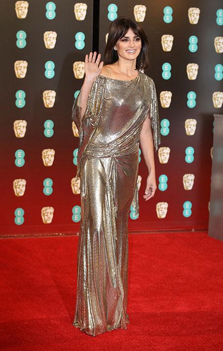 "<div class=""meta image-caption""><div class=""origin-logo origin-image none""><span>none</span></div><span class=""caption-text"">Penelope Cruz arrives at the British Academy Film Awards in London, Sunday, Feb. 12, 2017. (Vianney Le Caer/Invision/AP)</span></div>"