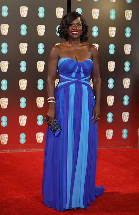 "<div class=""meta image-caption""><div class=""origin-logo origin-image none""><span>none</span></div><span class=""caption-text"">Viola Davis arrives at the British Academy Film Awards in London, Sunday, Feb. 12, 2017. (Vianney Le Caer/Invision/AP)</span></div>"