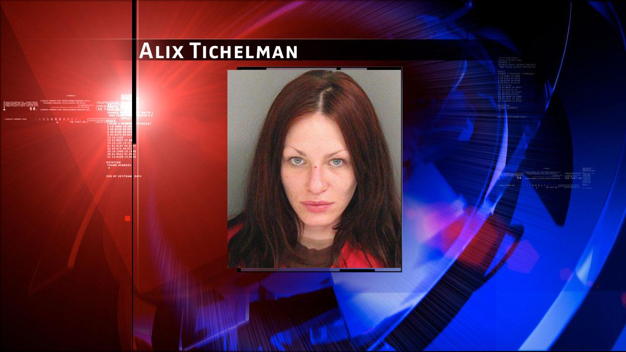 Alix Catherine Tichelman