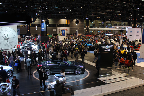 <div class='meta'><div class='origin-logo' data-origin='WLS'></div><span class='caption-text' data-credit=''>Visitors explore Opening Day of the 2017 Chicago Auto Show at McCormick Place on Feb. 11, 2017.</span></div>