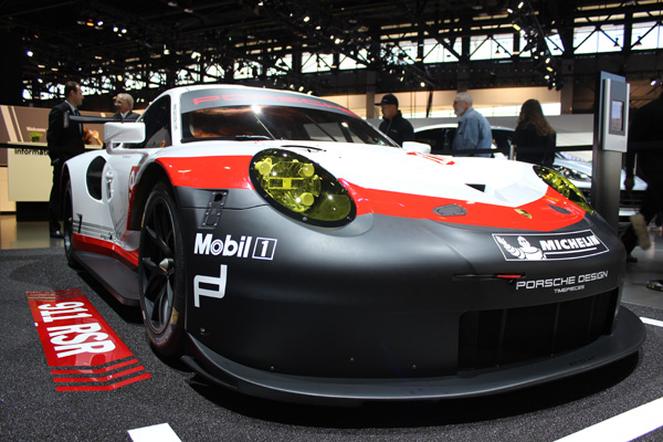 "<div class=""meta image-caption""><div class=""origin-logo origin-image wls""><span>WLS</span></div><span class=""caption-text"">The Porsche 911 RSR at the 2017 Chicago Auto Show at McCormick Place on February 13, 2017.</span></div>"