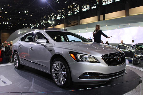 "<div class=""meta image-caption""><div class=""origin-logo origin-image wls""><span>WLS</span></div><span class=""caption-text"">The 2017 Buick LaCrosse at the 2017 Chicago Auto Show on February 13, 2017.</span></div>"