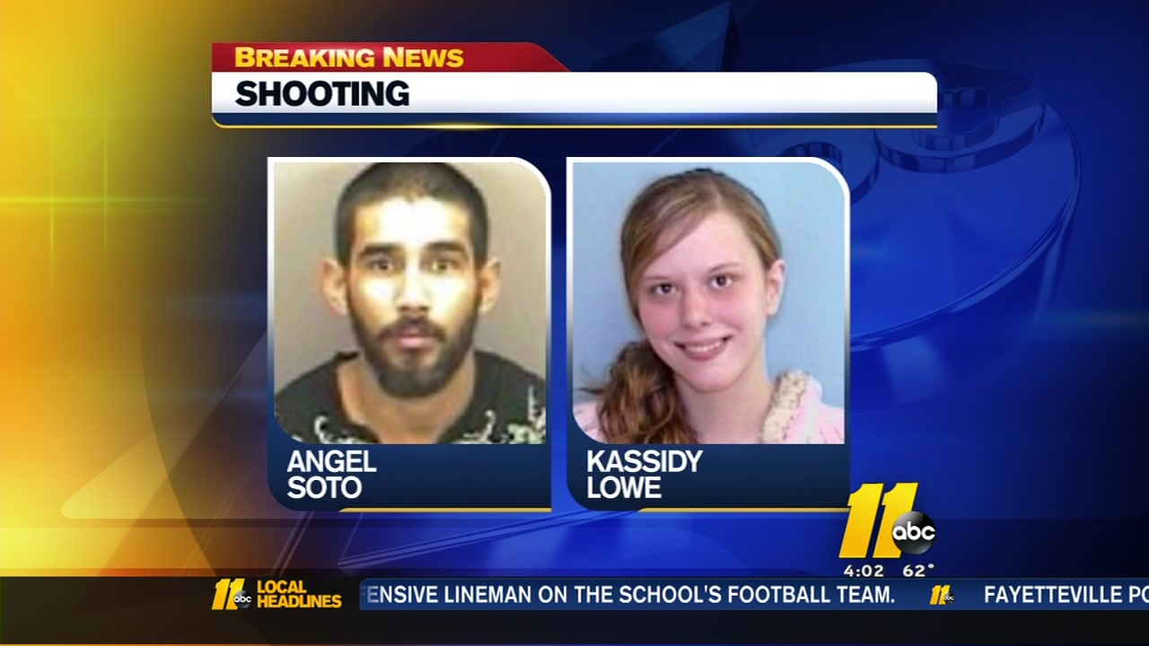 Chatham County shooting suspect found in Chapel Hill after manhunt
