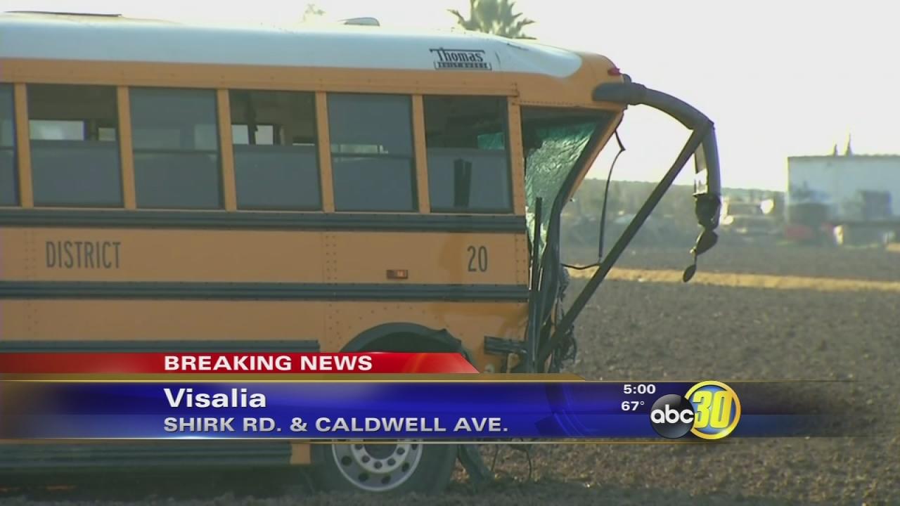 School bus accident | abc30 com