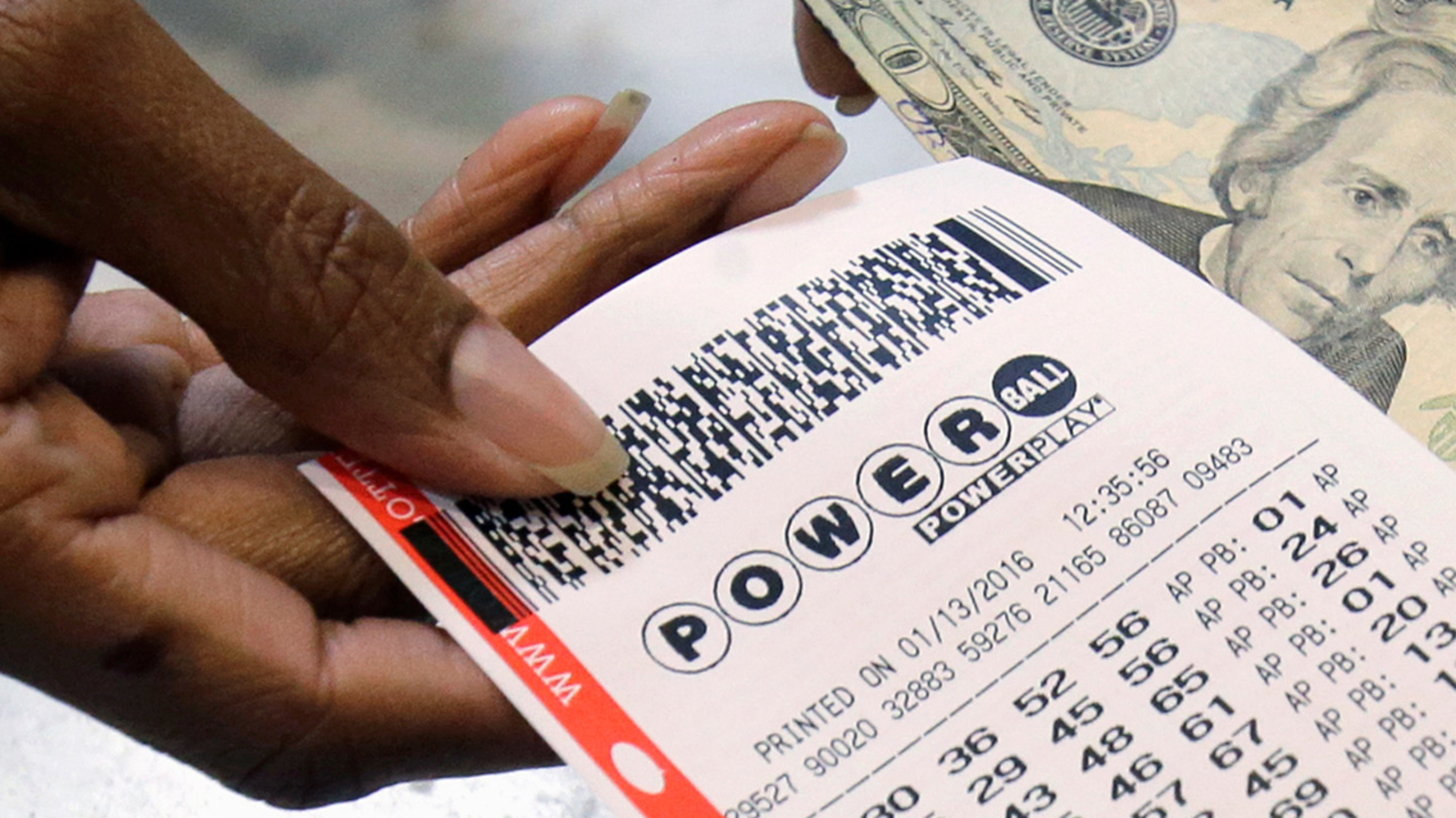 Www.Winning Lottery Numbers