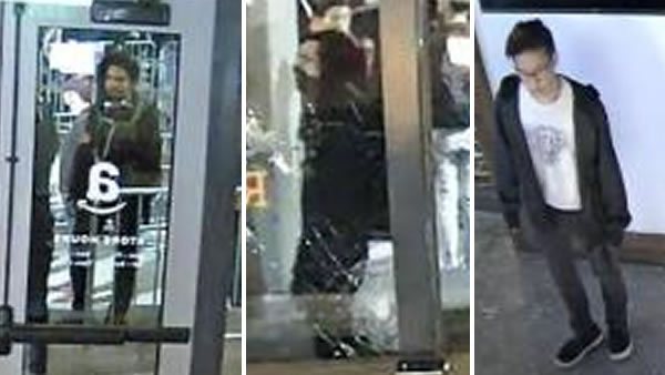 Police in Berkeley, Calif. released pictures of 21 people and four groups of people they want to talk to about the acts of violence and vandalism that happened earlier this month.
