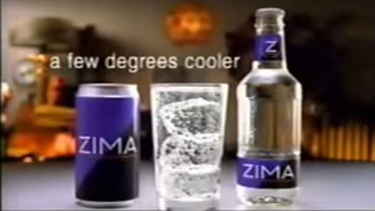 Zima, 1990s clear malt liquor, may return, reports say