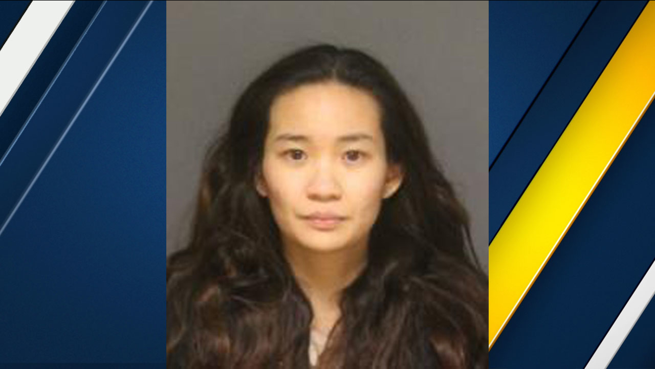 """Eun """"Esther"""" Cha, 24, of Fullerton, is shown in a mugshot."""